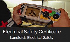 Electrical Safety Certificate